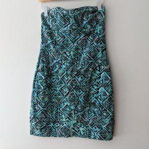 Talula Bustier Corset Bandage Dress Size Medium